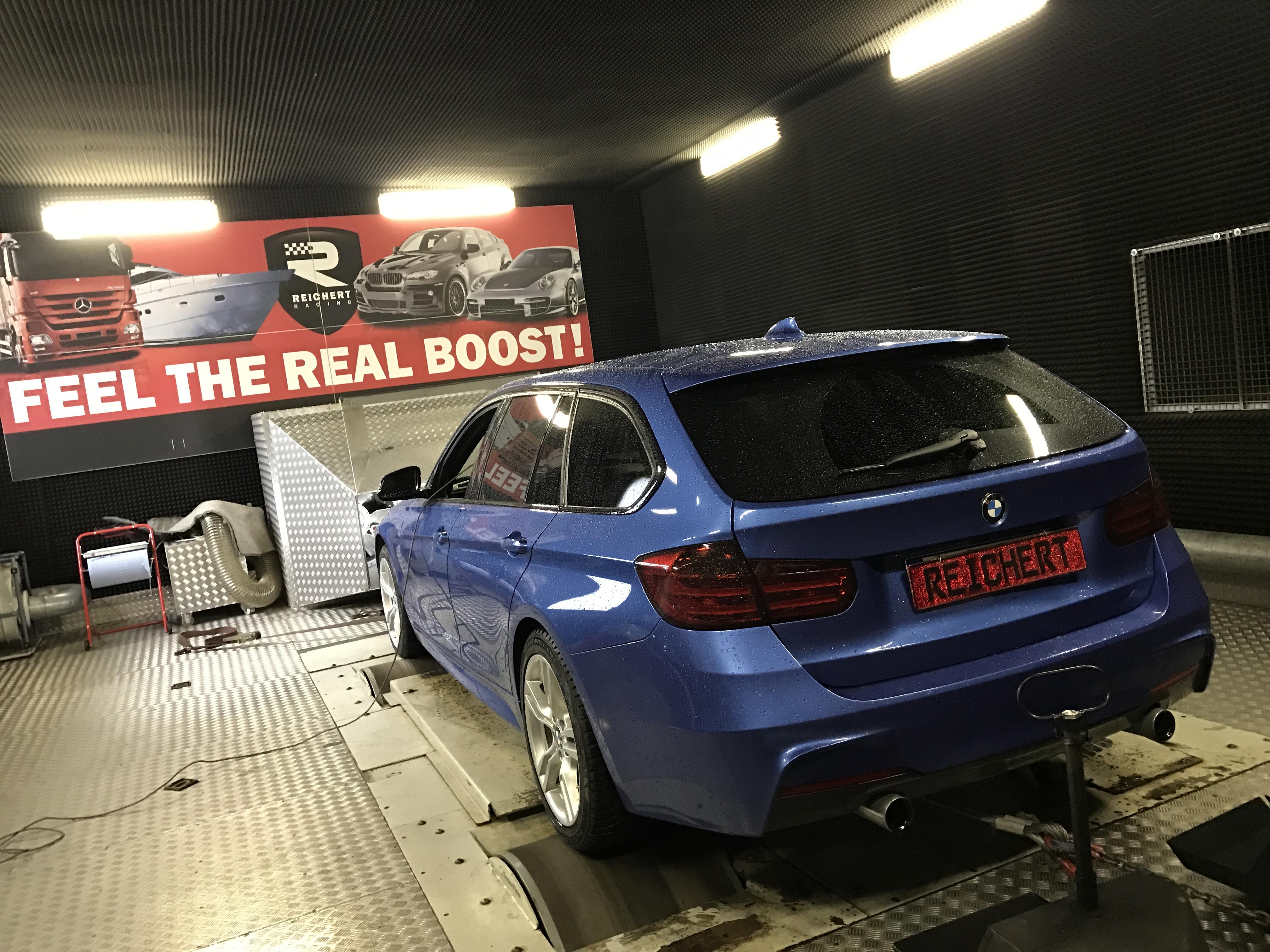 BMW CHIPTUNING BEI REICHERT RACING Reichert Racing