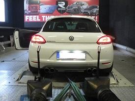 VW Scirocco 20tsi Reichert